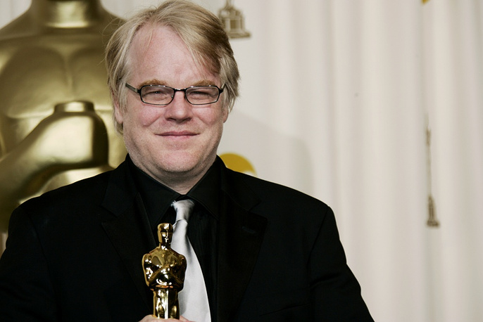 "In 2006 In 2006 Philip Seymour Hoffman received an Oscar for best actor for his work in ""Capote"""