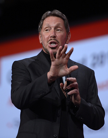 American businessman, co-founder of Oracle Corporation Larry Ellison, $48 bln
