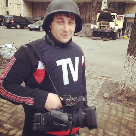 Video engineer Anton Voloshin