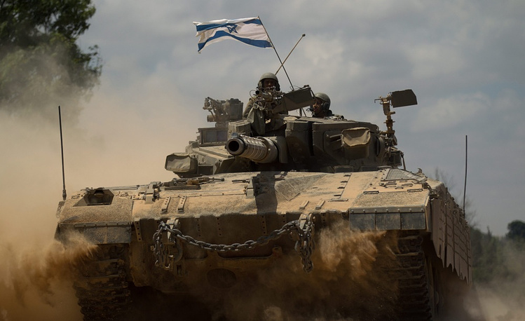 On July 17 the press service of the Israel Defense Army announced the start of the 'Protective Edge' operation ground phase