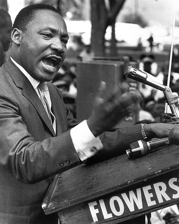 Martin Luther King was one of the twentieth century's best-known advocates for nonviolent social change. He got the Nobel Peace Prize in 1964 for promoting legislation to protect the rights of African-Americans