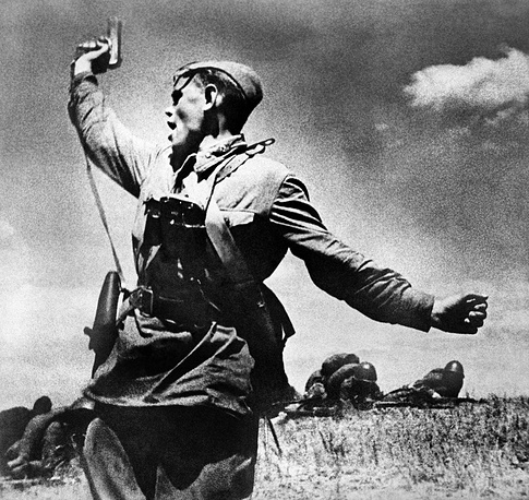 Great Patriotic War, 1942
