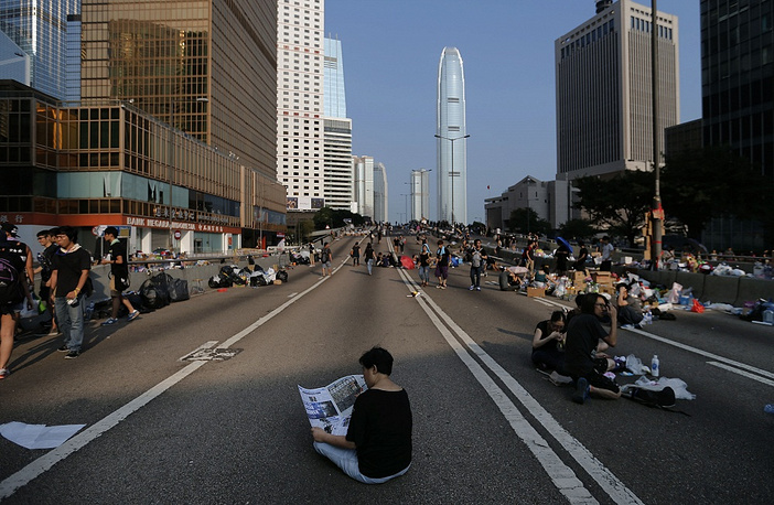 Protesters are threatening to continue the civil disobedience actions