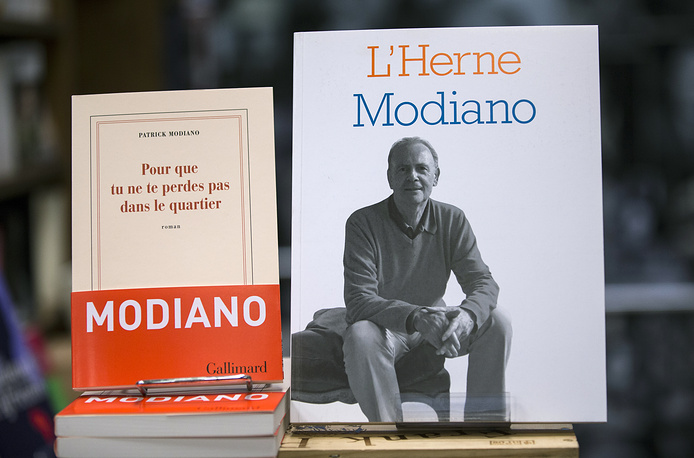 Modiano's works centre on topics such as memory, loss of identity and guilt. His tales are often built on an autobiographical foundation or on events that took place during the German occupation of France in World War Two
