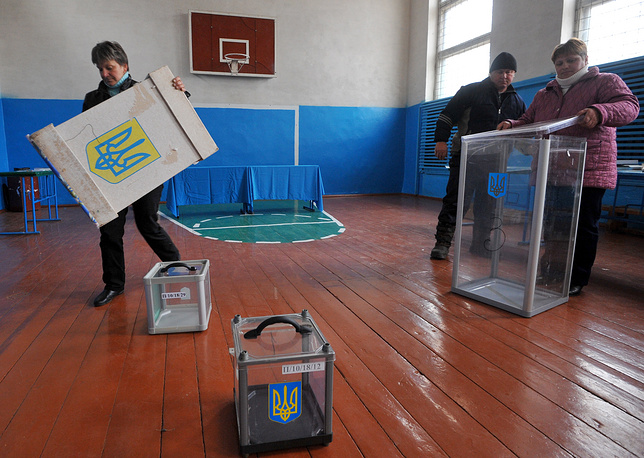 3114 candidates from 29 political parties struggle for 225 seats distributed along party tickets, while 3322 candidates from single-mandate precincts compete for 213 seats