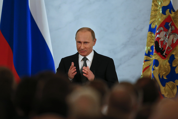 On the topic of industry modernization, Putin noted that Russia is capable of modernizing its economy and being leader in the world in certain industries