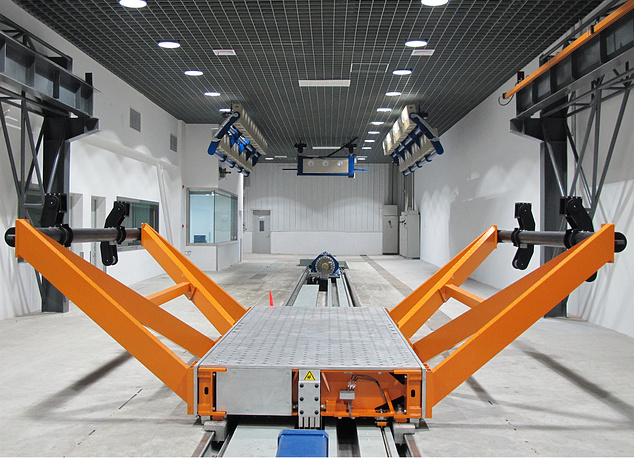 Johnson Controls has state-of-the-art testing facilities in China