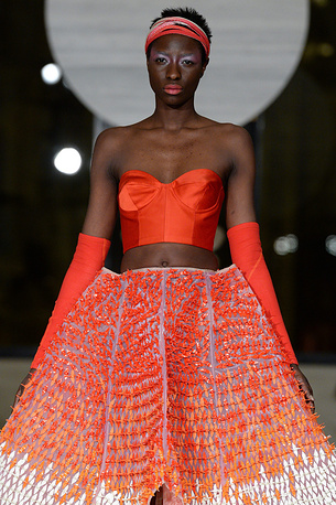 Spring/Summer 2015 Haute Couture collection by Bowie Wong