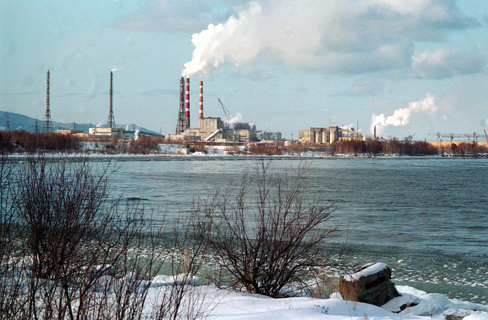 Baikal pulp and paper mill constructed directly on the lake's shoreline in sixties was largest source of pollution for the unique lake. It was shut down on December 25, 2013