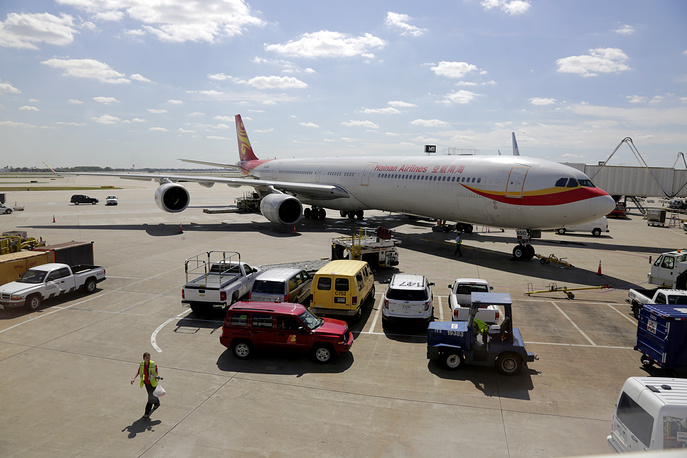 Eighth position was taken by China's Hainan Airlines