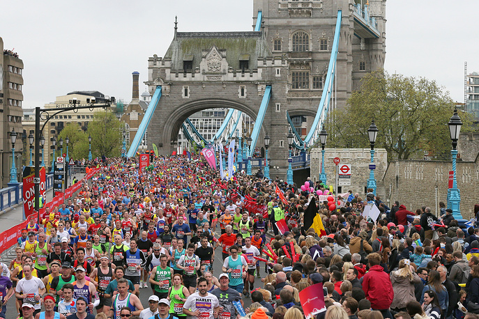 35th London Marathon