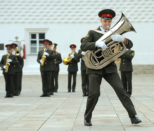 Musicians of the Presidential Regiment