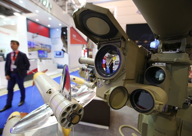 ADEX 2016 Azerbaijan International Defense Industry Exhibition