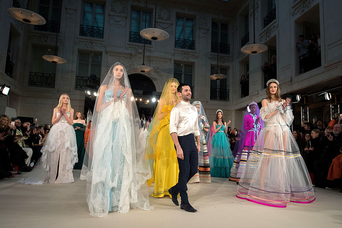 Alexis Mabille collection presentation