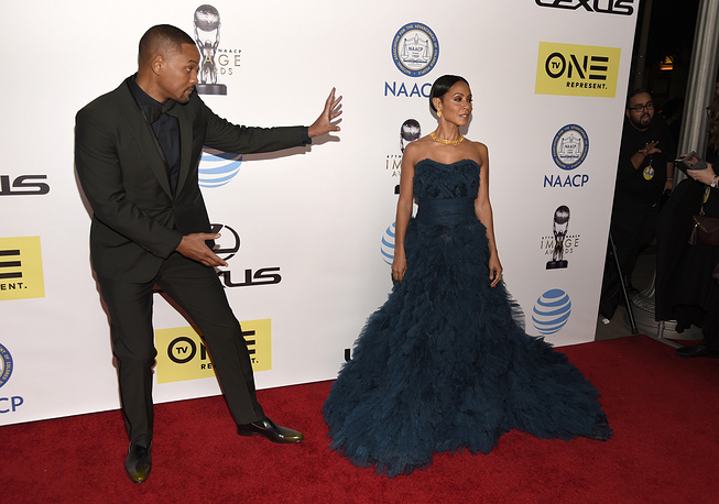 Jada Pinkett Smith and Will Smith have been married for 20 years, since 1997