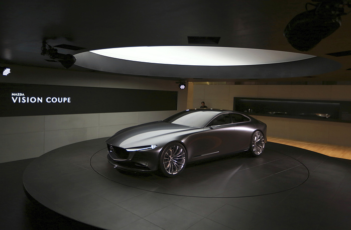 Mazda Vision Coupe concept car