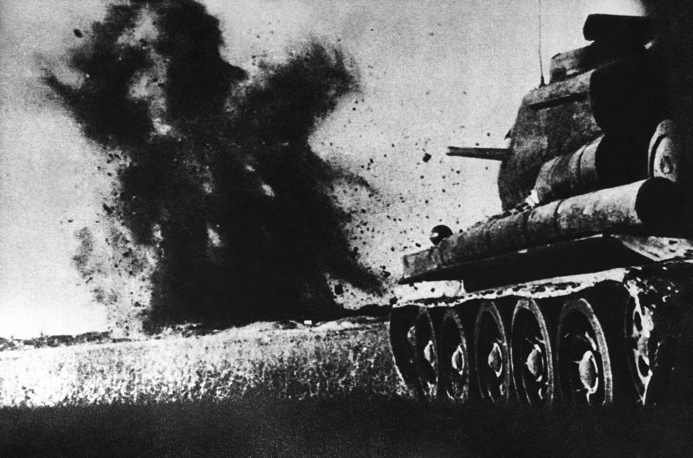 The Battle of Kursk brought together 4 million men and officers on both sides, more than 10,000 tanks and 11,000 warplanes