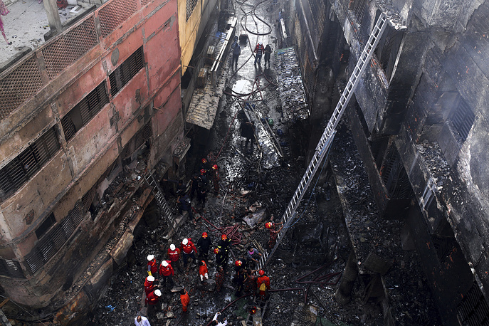 According to Reuters, at least 50 people were hospitalized, some of them remain in critical condition
