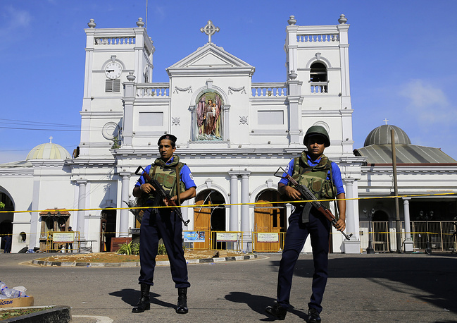 On April 21, the heaviest in the country series of terror attacks occurred in Sri Lanka, in which 290 people were killed, including 30 foreigners