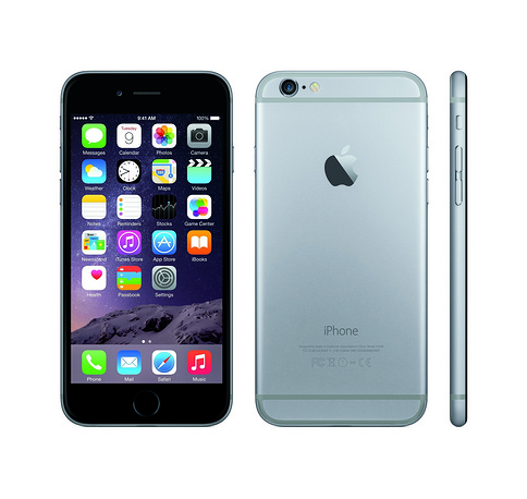 Толщина iPhone 6 - 6,9 мм, iPhone 6 Plus - 7,1 мм