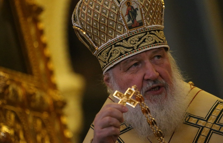 Moscow Patriarch to address upper house of parliament on