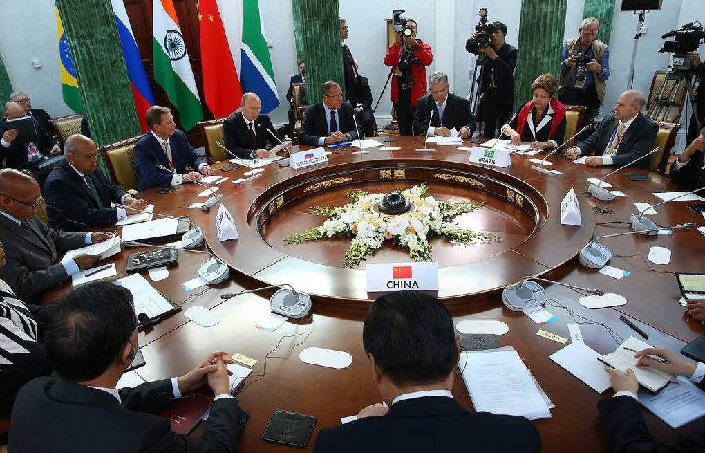 Meeting of BRICS delegations' heads (archive) ITAR-TASS/Valery Sharifulin