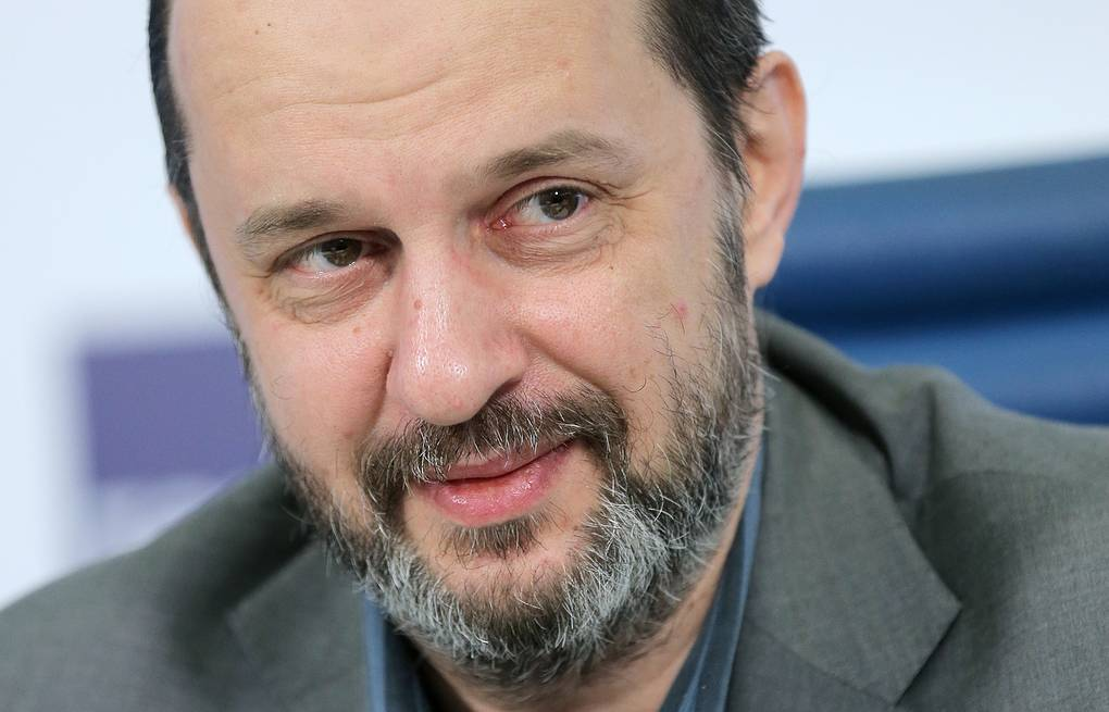 Russian presidential advisor for developing internet German Klimenko Sergey Savostyanov/TASS