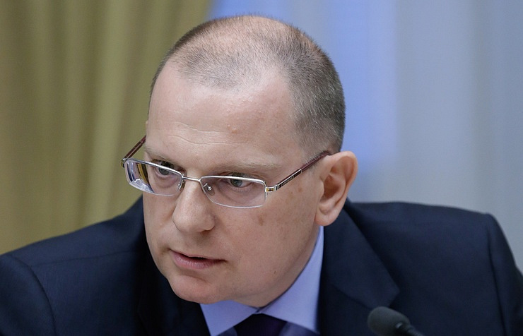 Russian Foreign Ministry's Commissioner for Human Rights, Democracy and Supremacy of Law Konstantin Dolgov Anna Isakova/Press service of the Russian State Duma/TASS