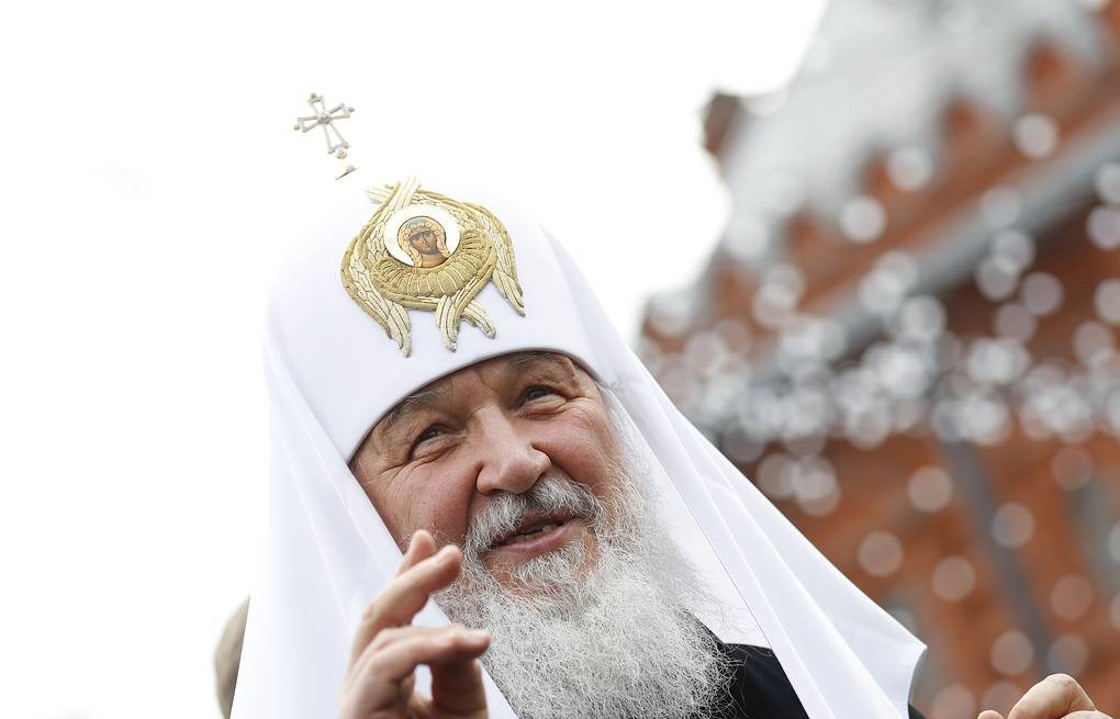 Patriarch of Moscow and All Russia Kirill Artiom Geodakyan/TASS