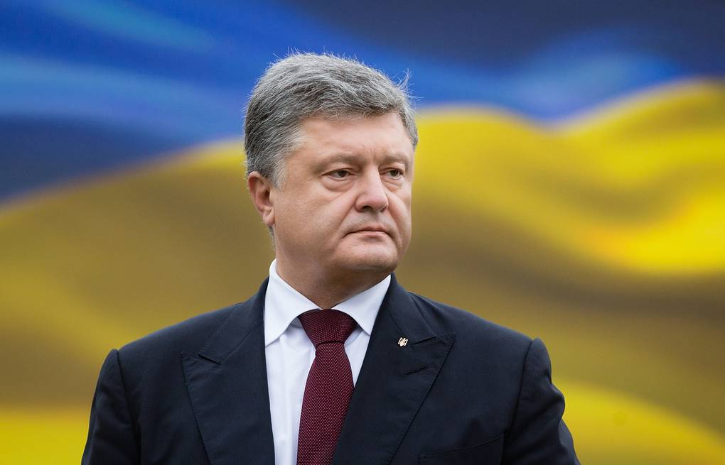 Ukraine's President Pyotr Poroshenko Mikhail Palinchak/Press Office of the President of Ukraine/TASS
