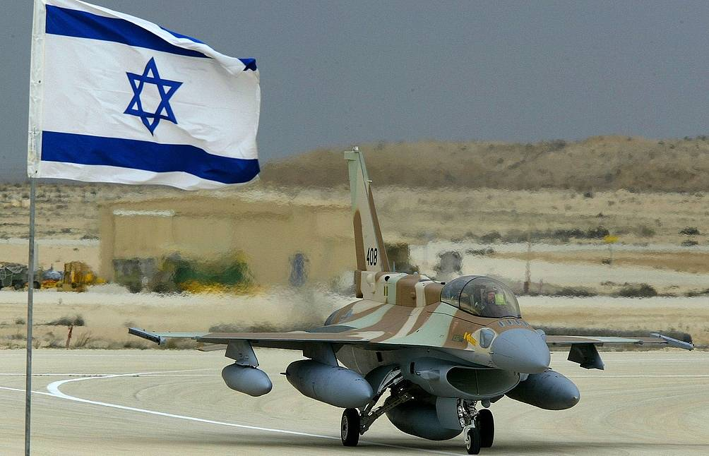 Israel's F-16 fighter David Silverman/Getty Images