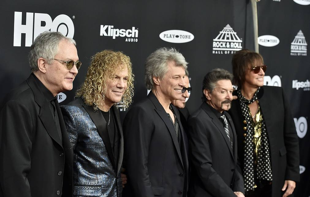 Bon Jovi to kick off 2019 European tour in Moscow, first show in
