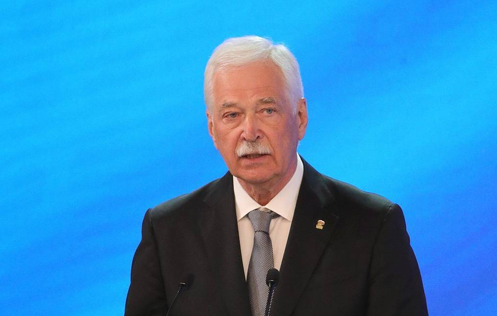 Russian Envoy to the Contact Group for resolving the situation in eastern Ukraine Boris Gryzlov Sergey Bobylev/TASS