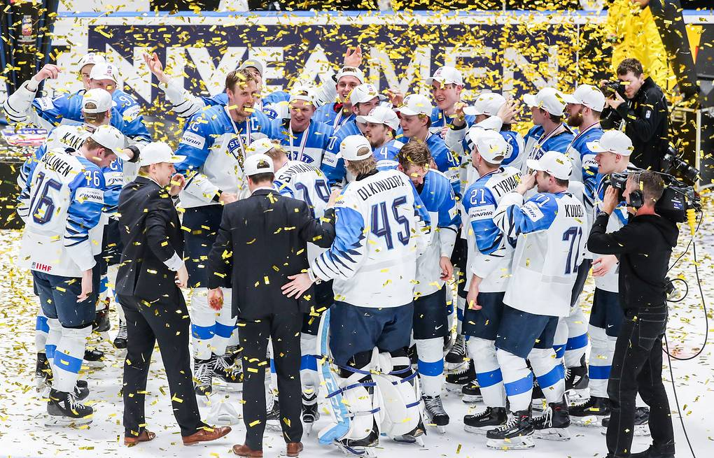 Finland Caps 2019 Ice Hockey World Championship With 3 1 Win Over