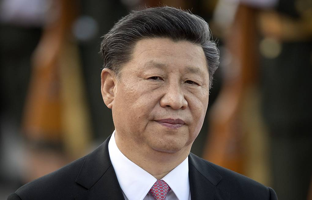 Chinese President Xi Jinping  AP Photo/Mark Schiefelbein