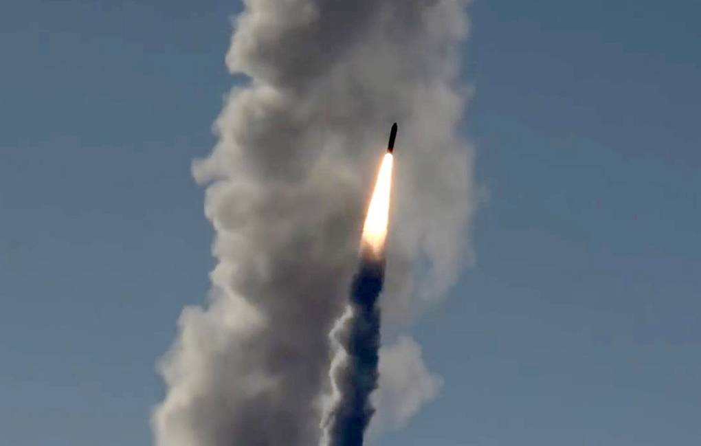Russian Aerospace Defense Forces successfully test new anti