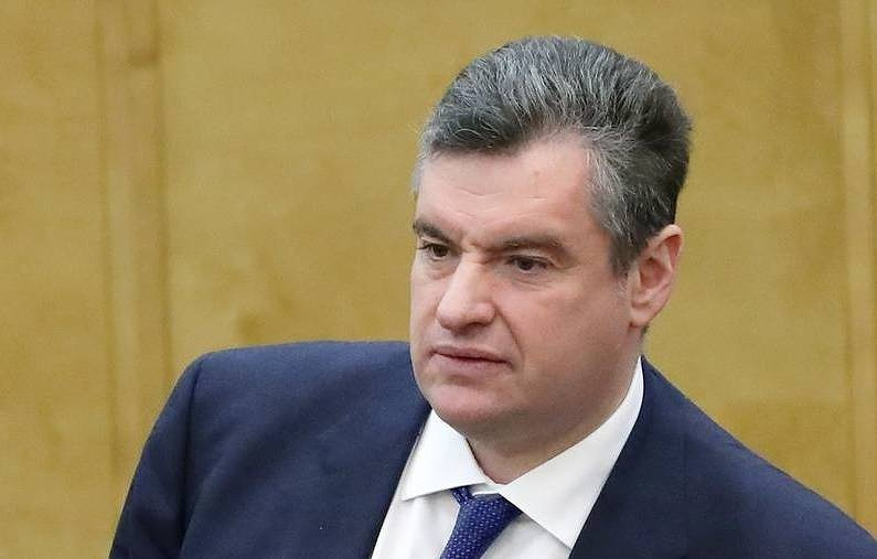 Chairman of the Russian State Duma's International Affairs Committee Leonid Slutsky Anton Novoderezhkin/TASS