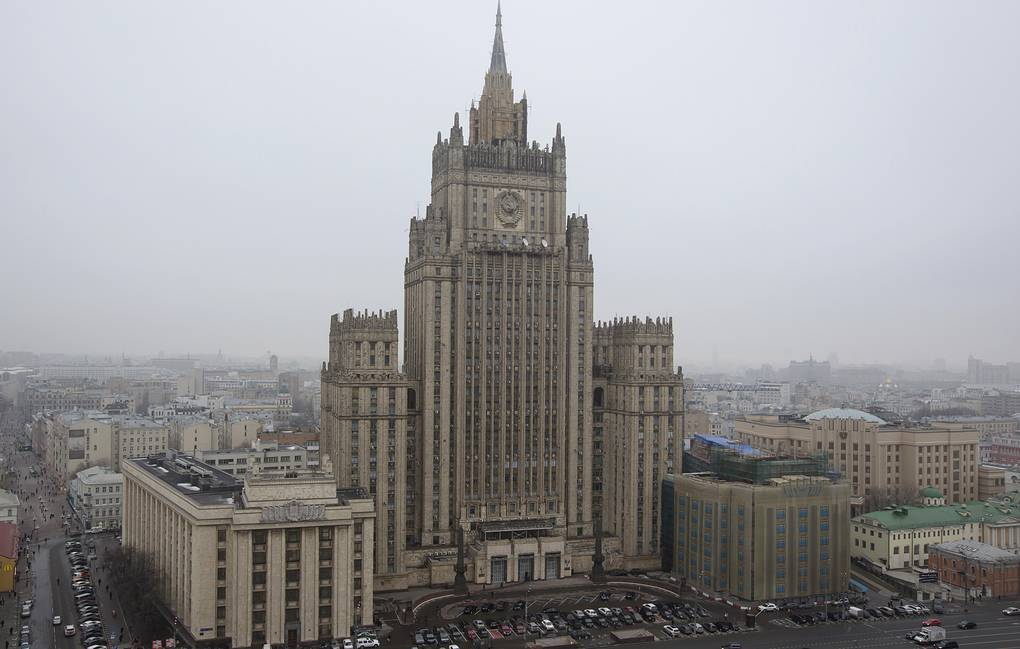 Russian Foreign Ministry AP Photo/Dmitry Lovetsky