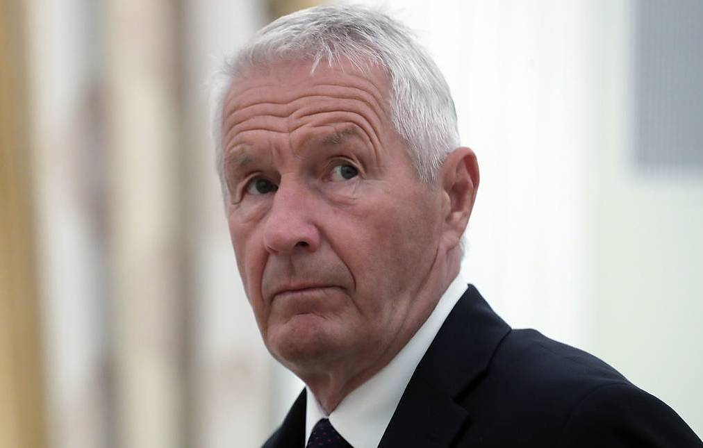 Secretary General of the Council of Europe Thorbjorn Jagland Mikhail Metstsel/TASS