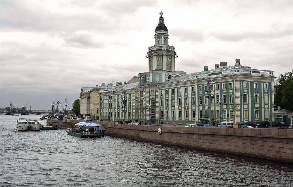 St. Petersburg, the host cty of this year's Mendeleev Session on General and Applied Chemistry Yury Belinsky/TASS