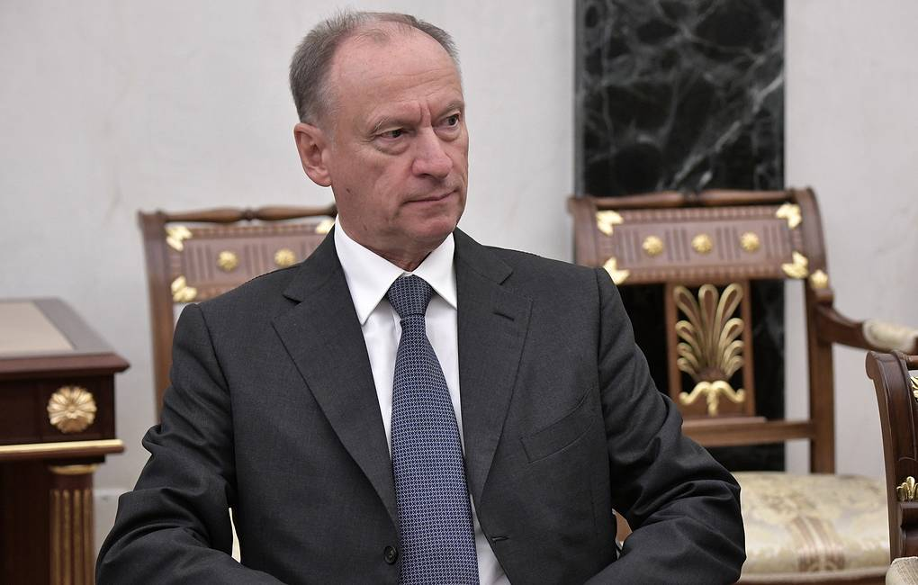 Russian Security Council Secretary Nikolay Patrushev Alexei Nikolsky/Russian Presidential Press and Information Office/TASS