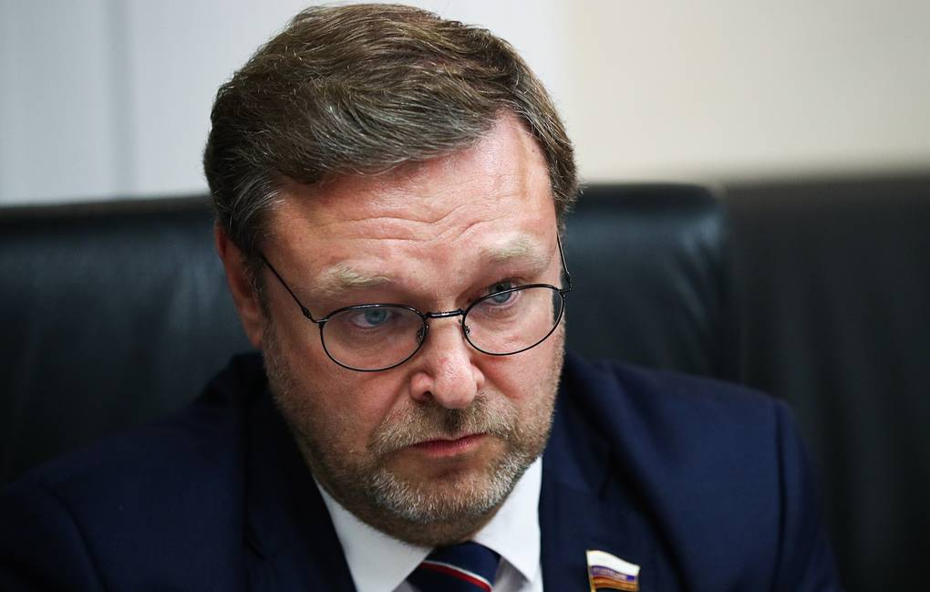 Chairman of the Federation Council's Foreign Affairs Committee Konstantin Kosachev Mikhail Tereshchenko/TASS