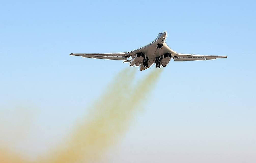 Tu-160 Dmitry Rogulin/TASS