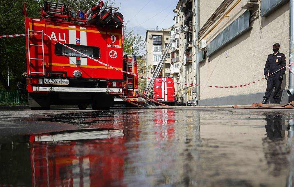 Emergencies Ministry Finds 11 000 Fire Safety Violations In Russian Hospitals This Year Society Culture Tass