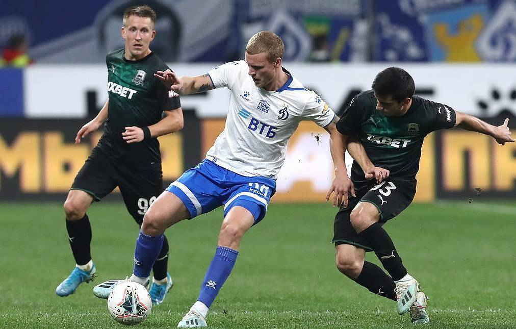 Football Match Fc Krasnodar Vs Dynamo Moscow Delayed Over New Coronavirus Cases Sport Tass
