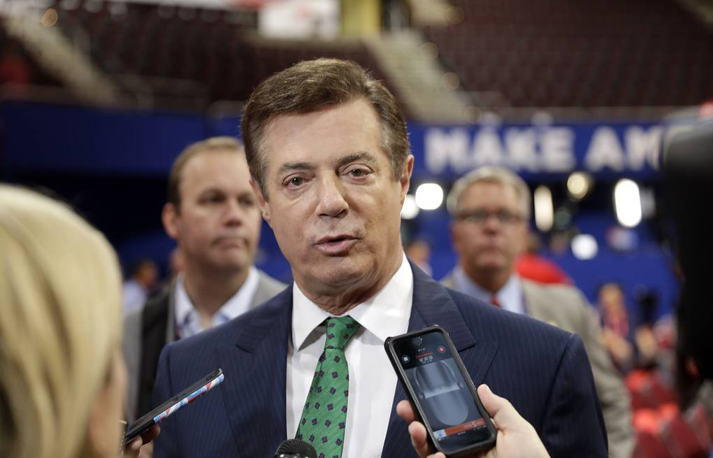Пол Манафорт AP Photo/Matt Rourke