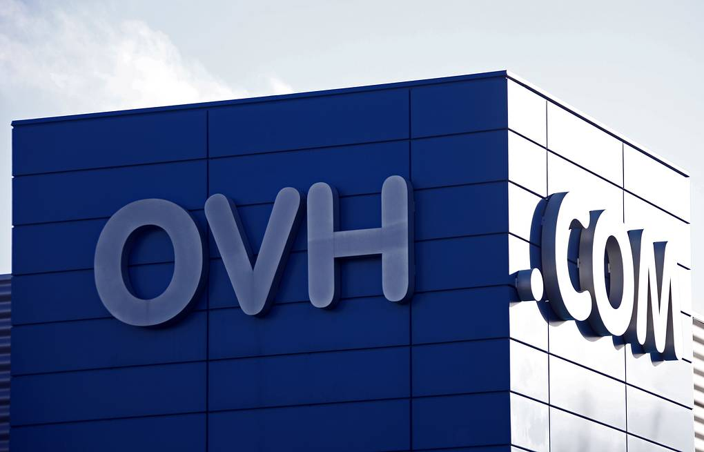 Штаб-квартира OVH в Рубе AP Photo/ Michel Spingler