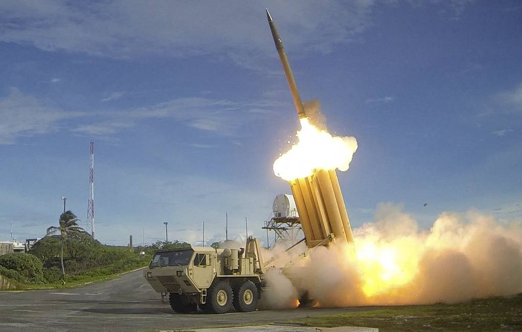 Комплекс ПРО THAAD REUTERS/U.S. Department of Defense, Missile Defense Agency/Handout via Reuters