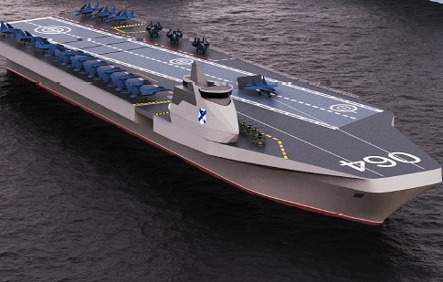 Future Russian Aircraft Carriers and Deck Aviation. #2 - Page 20 5946567