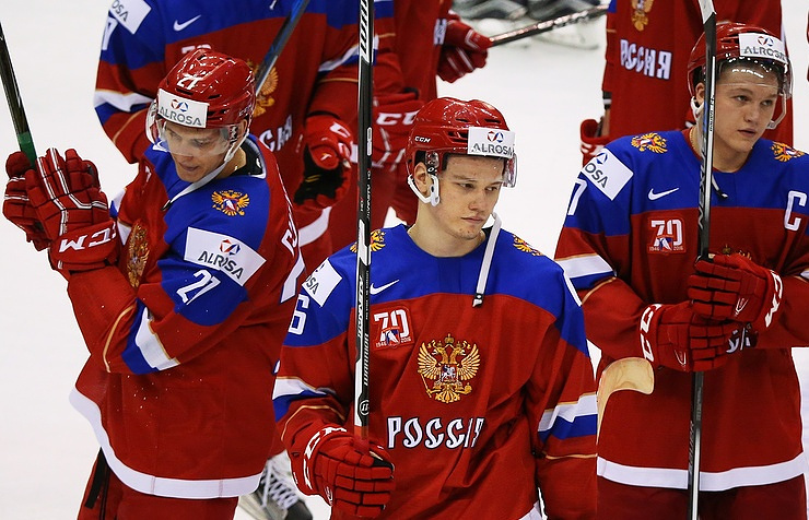Russian Ice Hockey Team Set For Gold At 2018 Olympics In Pyeongchang Sport Tass